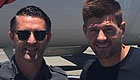 Watch Keane humiliate Gerrard in Galaxy challenge
