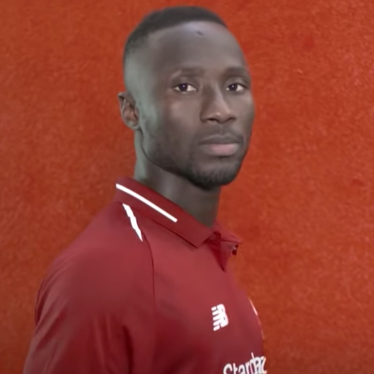 release date: efe11 8ebba Naby Keita makes promises to Liverpool FC supporters about ...