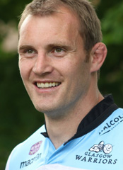 Al Kellock: Captaining BaaBaas adds to the privilege
