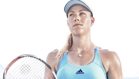 Australian Open 2017: Caroline Wozniacki and Angelique Kerber kitted out by Adidas Down Under