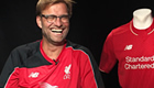 Photos: Jurgen Klopp signs contract to become Liverpool manager