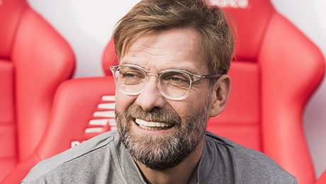 Jurgen Klopp raves about 21-year-old Liverpool FC star