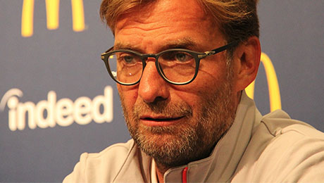 Liverpool boss Klopp in regular contact with exciting 18-year-old attacker – report