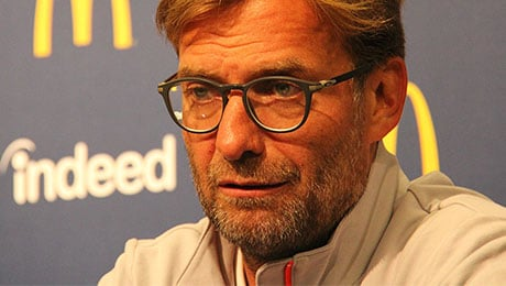 Midfielder: This is what Jurgen Klopp has told Liverpool players ahead of Leicester clash