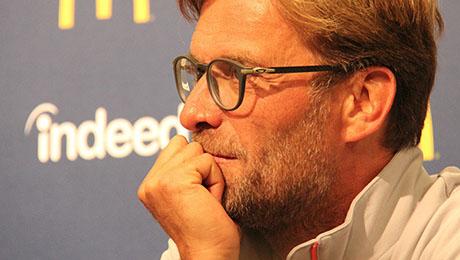 Jurgen Klopp sends blunt message to Liverpool players after shock defeat