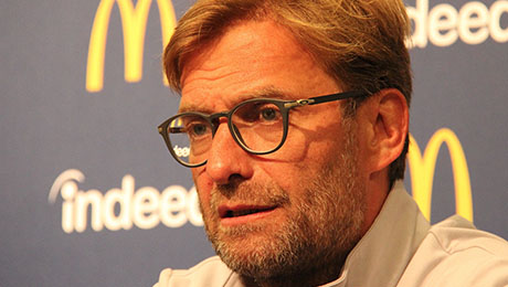 Mark Lawrenson makes Jurgen Klopp claim about Liverpool FC in Champions League