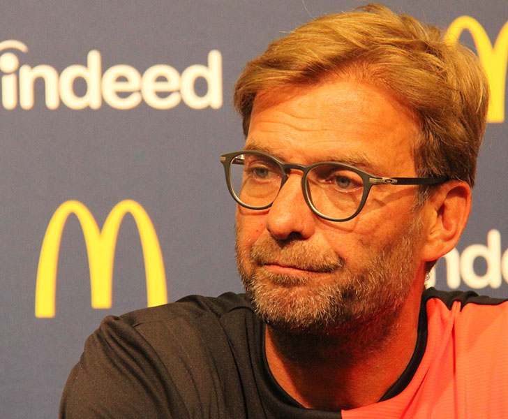 Steven Gerrard reveals his one Liverpool regret about Jurgen Klopp