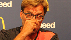Jurgen Klopp reflects on Liverpool FC's 0-0 draw with Man City