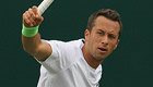 Kohlschreiber talks Federer, grass and that backhand