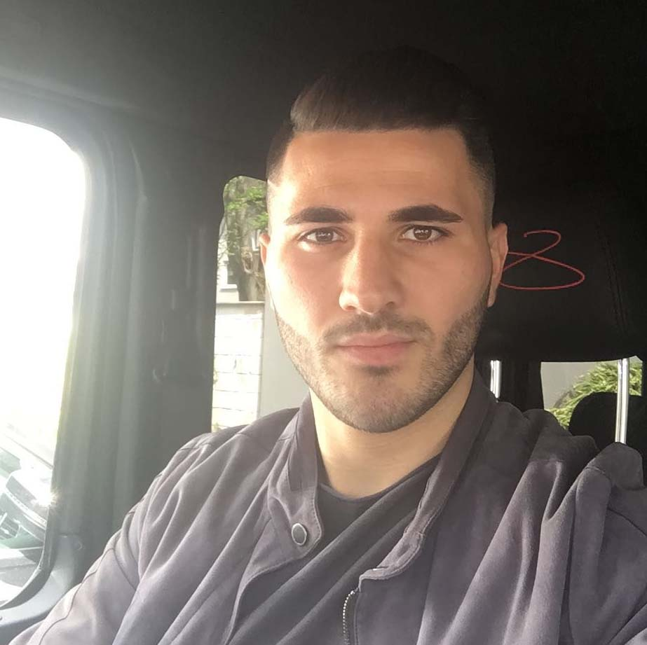 Kolasinac signs for Arsenal on a free transfer