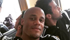 Dembele and Kompany pioneer the 'trelfie'