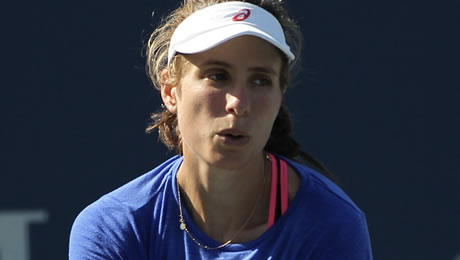 Rome Premier 2018: Johanna Konta wins opener, but Rome bids final farewell to Roberta Vinci