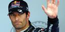 Korean Grand Prix 2012: Red Bull's Webber beats Vettel to take pole