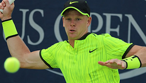 US Open 2016: Kyle Edmund vows to learn from Novak Djokovic defeat