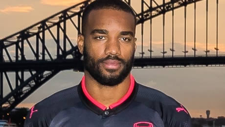 Gary Neville makes honest admission about Alexandre Lacazette at Arsenal