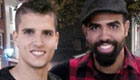 PHOTO: Lamela meets up with Sandro