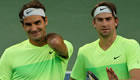 Roger Federer shares Michael Lammer's final match: That's what friends are for…