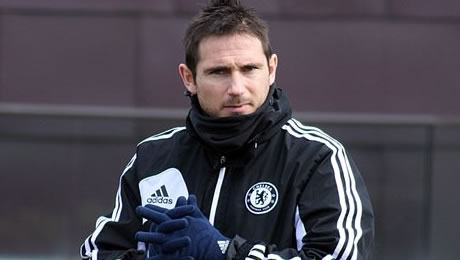 Frank Lampard sends advice to Chelsea stars after Arsenal loss