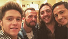 Lampard hangs with One Direction star