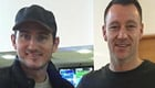 Terry and Lampard catch up over London derby