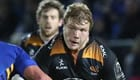 Aviva Premiership: Joe Launchbury nearing Wasps comeback