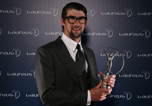 laureus sports awards 2013