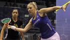 Laura Massaro beats Nour El Sherbini to become squash world champion