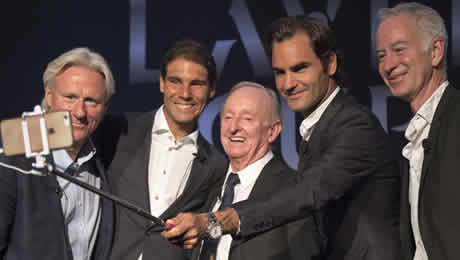Laver Cup 2019: Rafael Nadal to again join forces with Roger Federer in Geneva