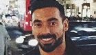 Photo: Tottenham target Ezequiel Lavezzi enjoys London outing
