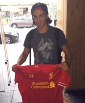 Lazar Markovic targets Premier League title with Liverpool