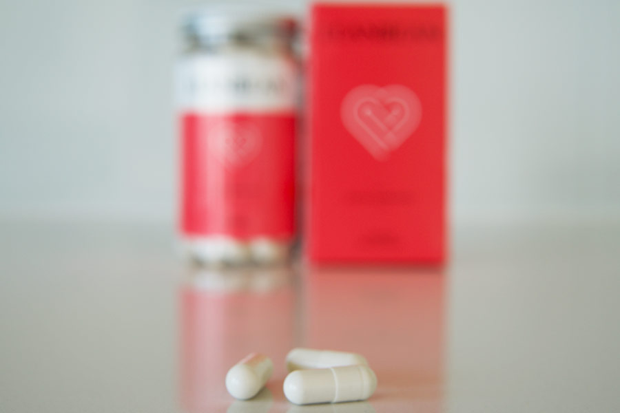 Each bottle of Leanbean contains 180 capsules