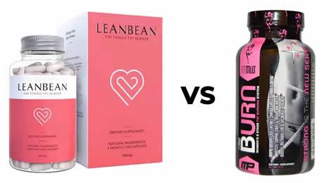 Leanbean vs Fitmiss Burn
