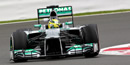 British Grand Prix 2013: Lewis Hamilton snatches pole on home soil