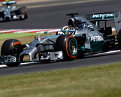 Hungarian Grand Prix 2014: Lewis Hamilton battles to third-place finish