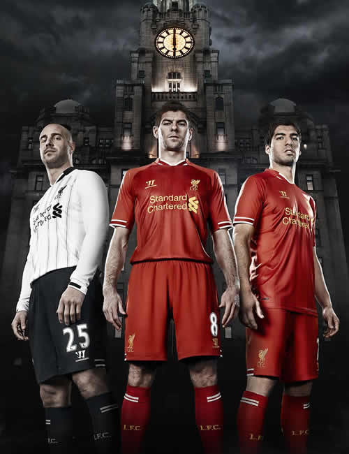 new liverpool kit