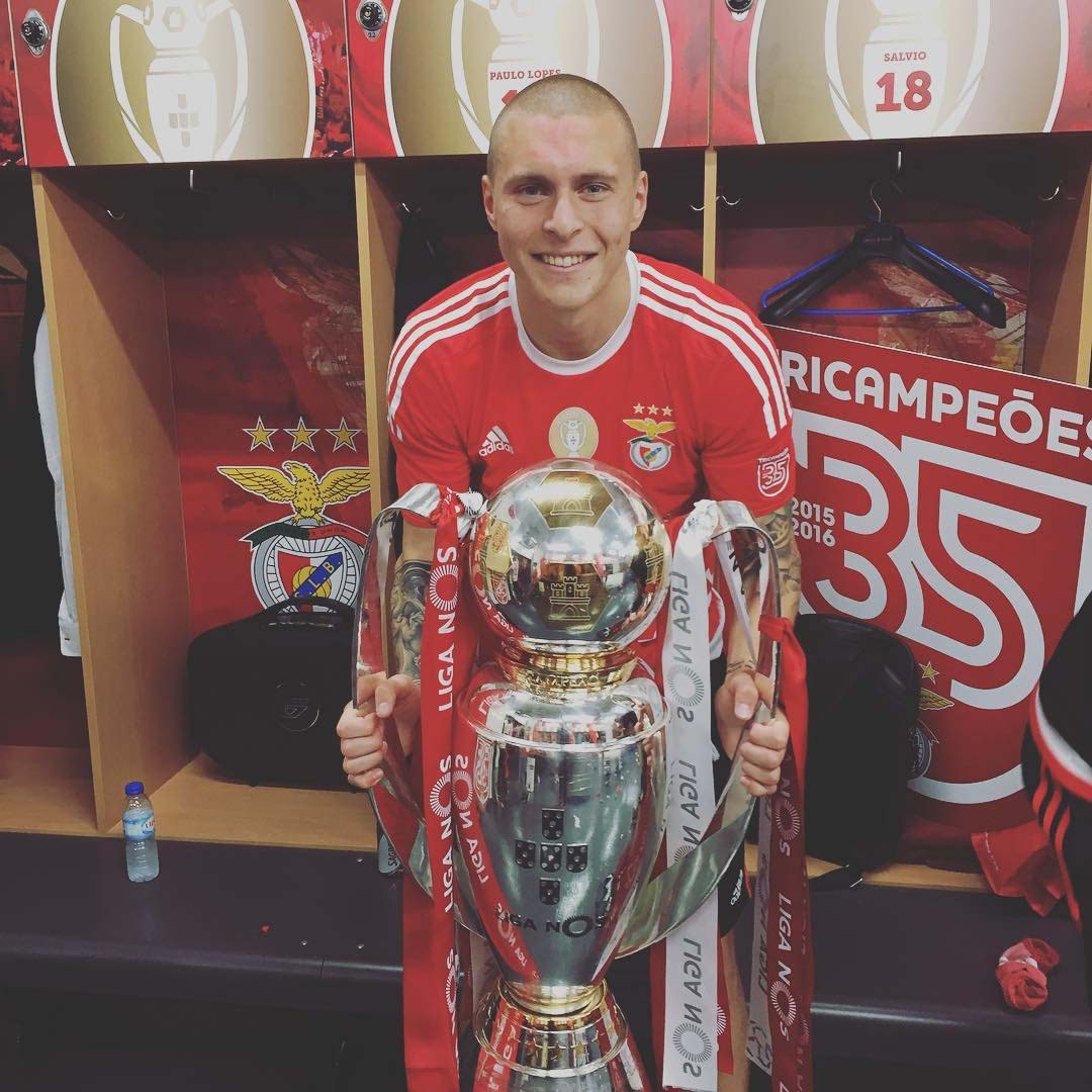 Victor Lindelof Responds To £35m Transfer To Man United