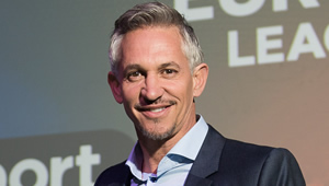 Gary Lineker reacts to Liverpool FC's 3-3 draw at Sevilla