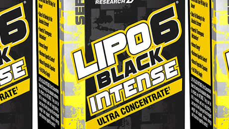 Lipo 6 Black Intense Ultra Concentrate review