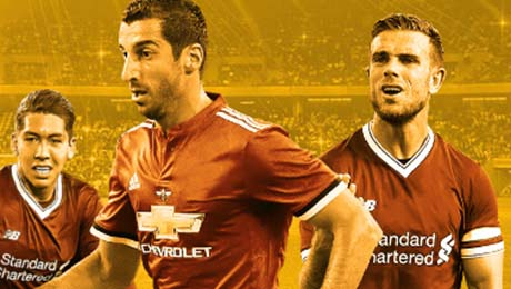 Liverpool v Man United: 40/1 enhanced odds, kick-off time and betting tips