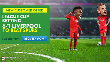Liverpool v Tottenham: Enhanced odds, prediction and betting tips
