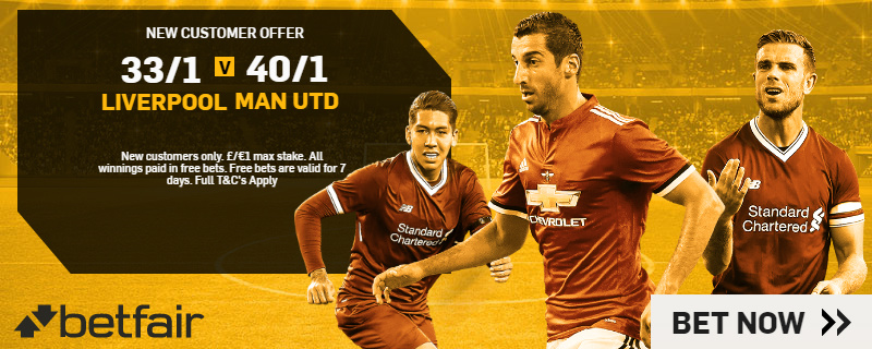 Betting Liverpool V Man Utd - image 11