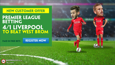 Arsenal v Middlesbrough, Liverpool v West Brom betting: Enhanced odds and prediction