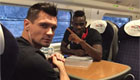 Balotelli and Lovren snap first-class photo
