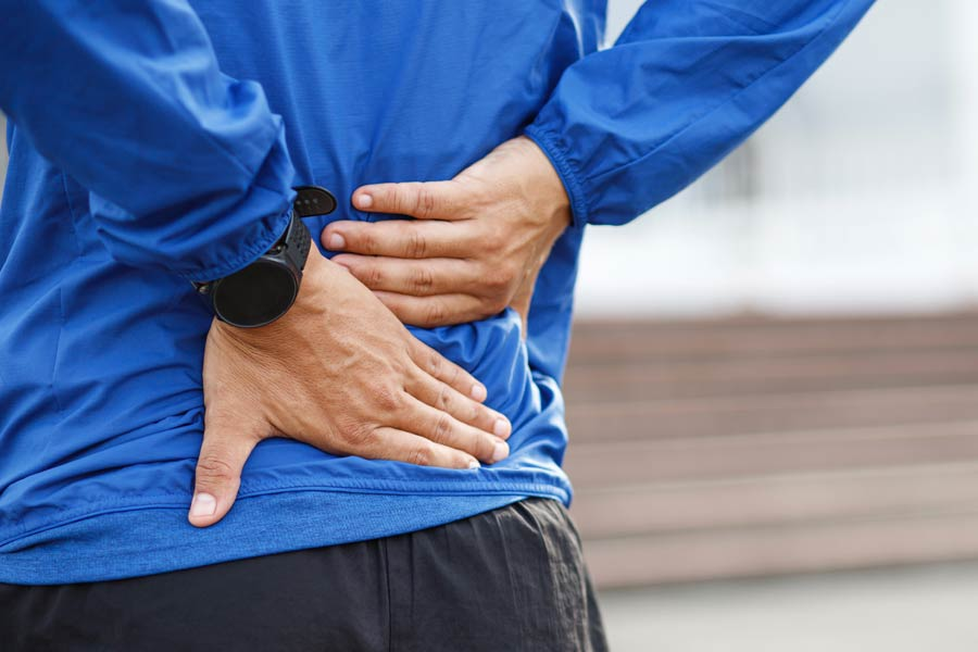 Low Back Pain From Running