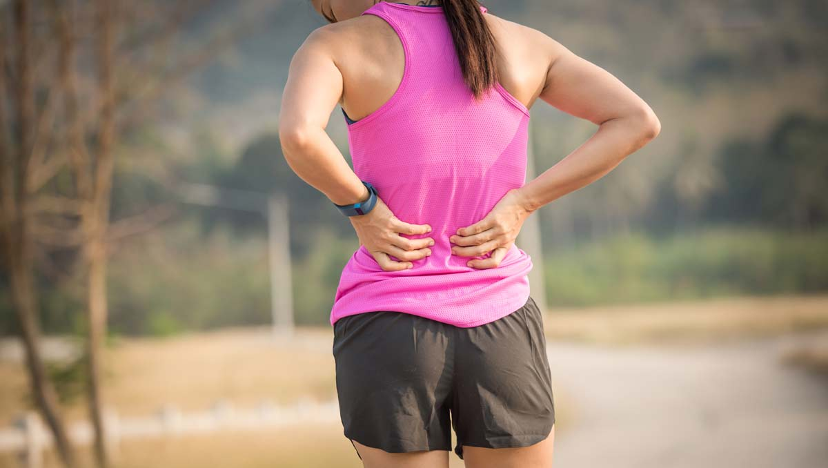 Lower Back Pain From Running