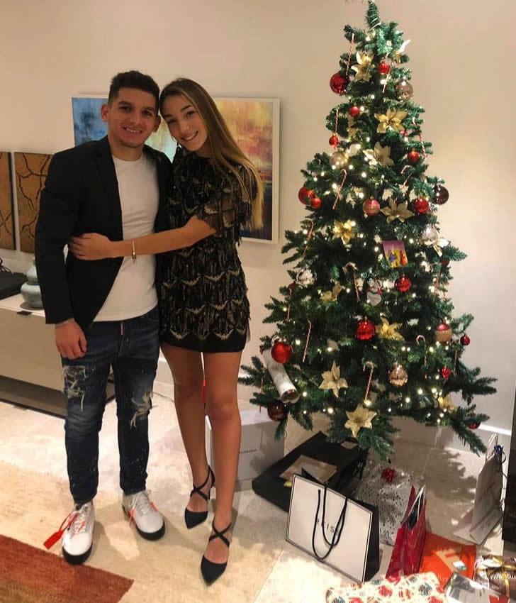 Lucas Torreira girlfriend