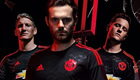 Man Utd unveil new black third kit
