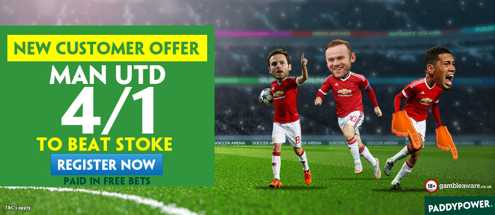Man Utd v Stoke: Betting tips, prediction and kick-off time
