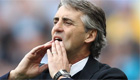 Mancini opens door to potential Arsenal move