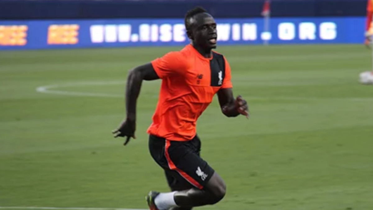 Sadio Mane (Photo: The Sport Review)